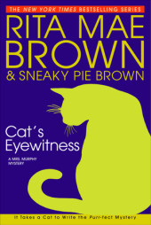 Cat's Eyewitness Cover