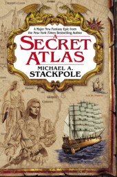 A Secret Atlas Cover