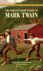 The Complete Short Stories of Mark Twain Cover