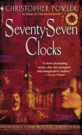 Seventy-Seven Clocks Cover