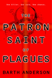 The Patron Saint of Plagues Cover