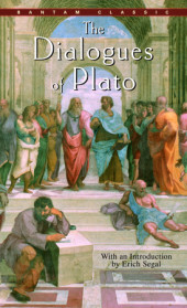 The Dialogues of Plato Cover