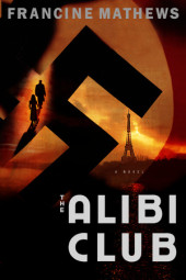 The Alibi Club Cover