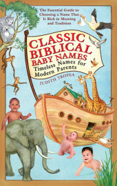 Classic Biblical Baby Names Cover