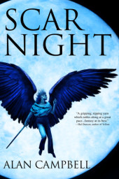 Scar Night Cover