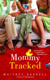 Mommy Tracked Cover