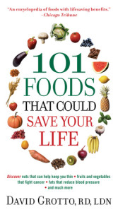 101 Foods That Could Save Your Life Cover