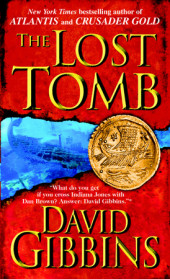 The Lost Tomb Cover