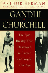 Gandhi & Churchill Cover
