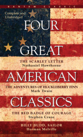 Four Great American Classics Cover
