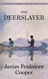 The Deerslayer Cover