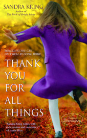 Thank You for All Things Cover