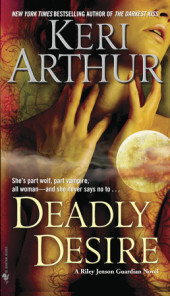 Deadly Desire Cover