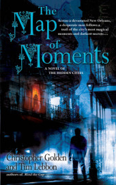 The Map of Moments Cover
