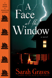 A Face at the Window Cover
