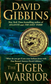 The Tiger Warrior Cover