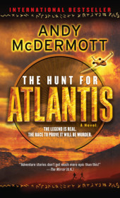 The Hunt for Atlantis Cover