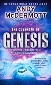 The Covenant of Genesis Cover