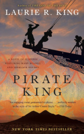 Pirate King (with bonus short story Beekeeping for Beginners) Cover