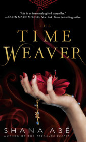 The Time Weaver Cover