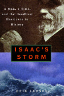 Isaac's Storm by Erik Larson