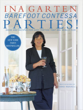 Barefoot Contessa Parties! Cover