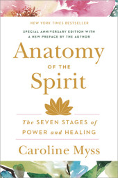 Anatomy of the Spirit Cover