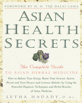 Asian Health Secrets Cover