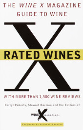 X Rated Wines Cover