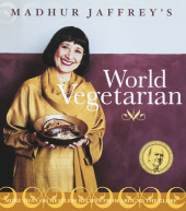 Madhur Jaffrey's World Vegetarian Cover