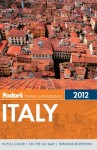 Guidebook: Italy 2012
