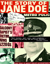 The Story of Jane Doe Cover