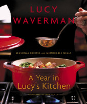 A Year in Lucy's Kitchen Cover