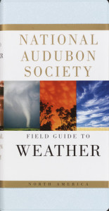 National Audubon Society Field Guide to North American Weather Cover