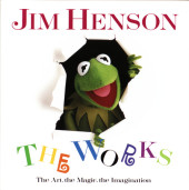 Jim Henson: The Works Cover