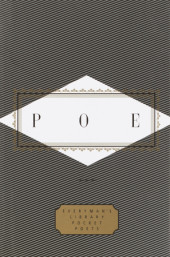 Poe: Poems Cover