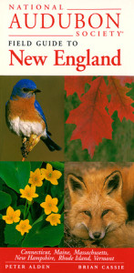 National Audubon Society Regional Guide to New England Cover