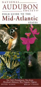 National Audubon Society Regional Guide to the Mid-Atlantic States Cover