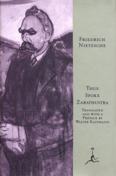 Thus Spoke Zarathustra Cover