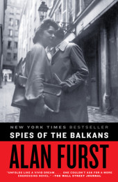 Spies of the Balkans Cover