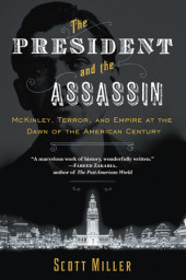 The President and the Assassin Cover