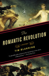 The Romantic Revolution Cover
