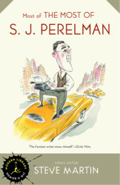 Most of the Most of S.J. Perelman Cover