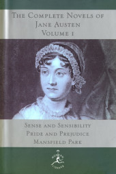 The Complete Novels of Jane Austen, Volume I Cover