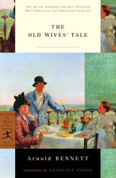 The Old Wives' Tale Cover