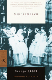 Middlemarch Cover