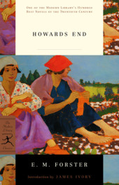Howards End Cover