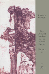 The Decline and Fall of the Roman Empire, Volume II Cover