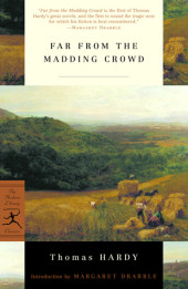 Far from the Madding Crowd Cover