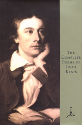 The Complete Poems of John Keats Cover